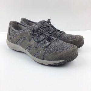 Dansko Holland Sneakers Charcoal Size 38